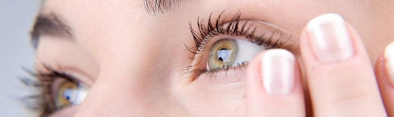 Симптомы заболевания глаз
