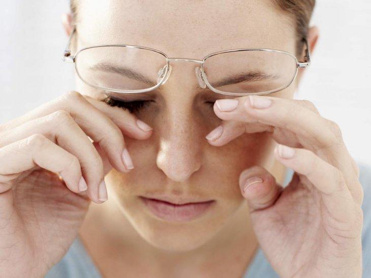 Астенопия глаз